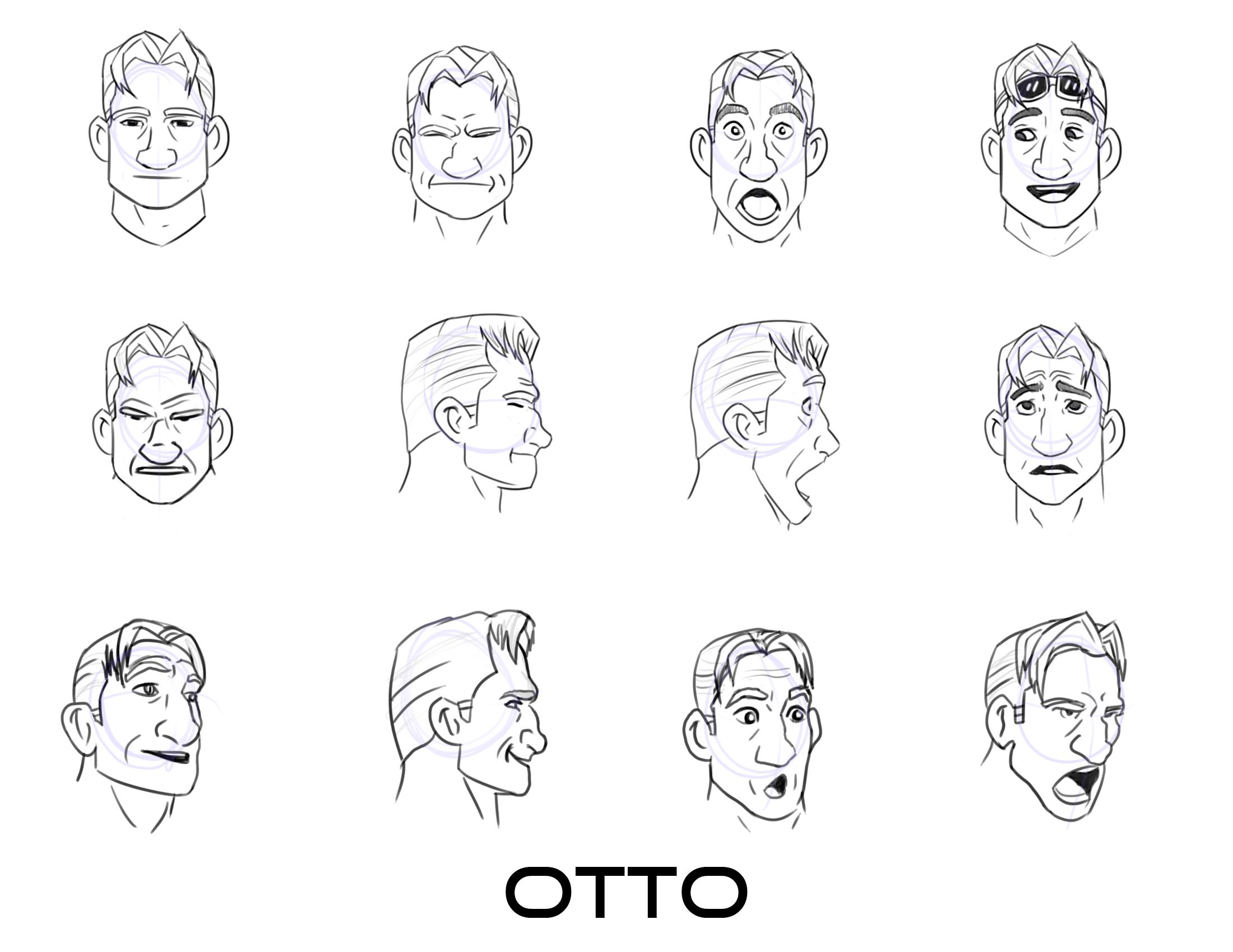 Otto Disney